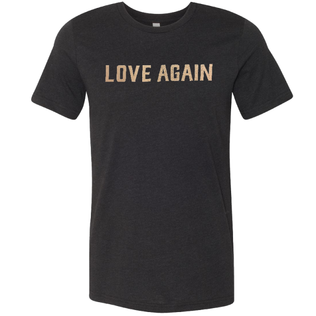 Todd O'Neil Black Heather Tee